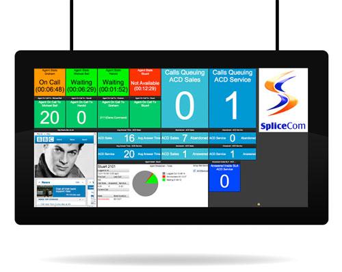 splice com call centre