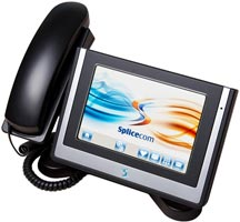 splicecom pcs 582 business telephone