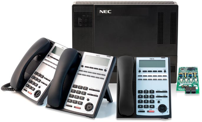 nec-sl1100-business-telephone-system